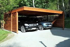 design carports wood slat carport individuell geplant kreativ umgesetzt