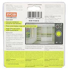 lade laser ryobi es1600 phone works crosshair laser level with