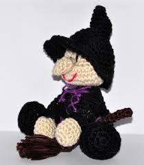 amigurumi witch pattern crochet pattern english or german witch hally