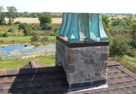 Outdoor Fireplace Caps by Chimney King Finishes And Materials