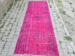 Pink Runner Rug Catchy Pink Runner Rug With Sweet Idea Pink Runner Rug Magnificent