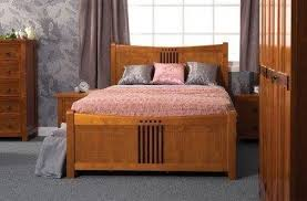 Oak Bed Frame Sweet Dreams Curlew 4 Drawer Oak Bed Frame From The Bed Station