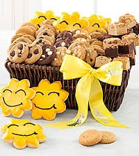 cookie baskets delivery mrs fields cookie bouquets arrangements delivered ftd