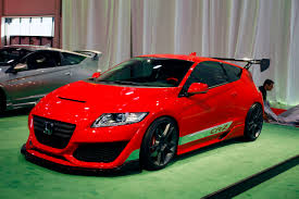 honda ricer wing honda cr z hybrid r the touge otaku