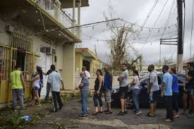 donation drive underway for puerto rico u0027s victims of irma maria