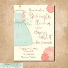bridesmaid luncheon wording all the bridesmaids luncheon invitation bridesmaid