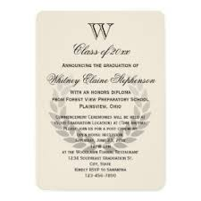 formal college graduation announcements college graduation invitations announcements zazzle