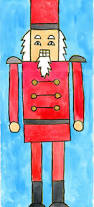 art projects for kids nutcracker watercolor painting holiday