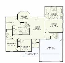 split plan house ranch split bedroom floor plans style homes with 2018 charming
