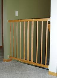 Baby Gates For Top Of Stairs With Banisters Baby Gates For Stairs Inspiration U2014 Jen U0026 Joes Design