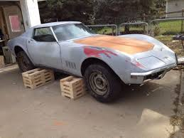 corvette project for sale 1968 corvette project car barn find for sale chevrolet corvette
