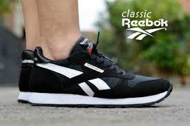 Jual Reebok Ori jual sepatu casual reebok classic grade ori terlaris warna