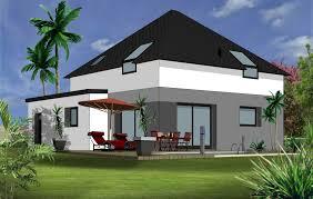 maison en bois style americaine cuisine construction maison la rochelle maisons ã u2030lite modele de