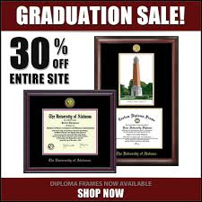 of alabama diploma frame looking for the gift for your graduate these alabama