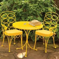Wrought Iron Bistro Chairs 27 Best Wrought Iron Patio Sets Images On Pinterest Bistro Set