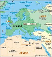 map of tge world ireland map map of ireland worldatlas