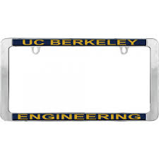 uc berkeley alumni license plate auto accessories gifts shop