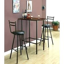 high table and bar stools table with bar stools koucovani