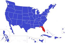 Florida East Coast Map by East Florida Alternity Alternative History Fandom Powered By