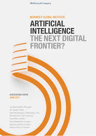 mckinsey artificial intelligence the next digital frontier