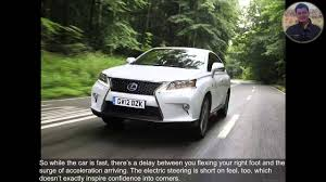 test lexus rx 450h youtube 2013 lexus rx 450h f sport review youtube