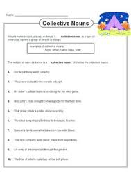 common and proper worksheet 4 proper nouns free worksheets and