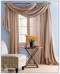 Scarf Valance Ideas Valance Ideas Scarf Valance And Valance - Bedroom window valance ideas