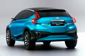 honda 7 seater car honda unveils vision xs 1 7 seater concept at the delhi