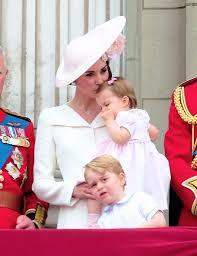 doting duchess cambridge children princess charlotte