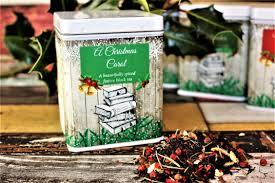 a christmas carol tea gift charles dickens christmas tale