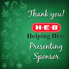heb hours on thanksgiving special thank you to h e b for supporting light the way as the