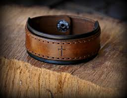 leather bracelet cuff women images Personalized leather bracelet women 39 s leather bracelet men 39 s jpg