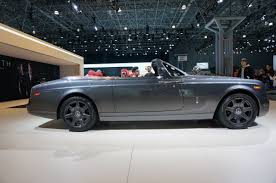 roll royce drophead royce phantom drophead