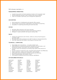 Well Written Resume Examples by Skills Write Resume Example Kissmasses Tk