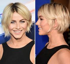 fgrowing hair from pixie to bob julianne hough s bob how to get her effortless chic do