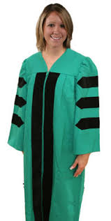 doctoral gown doctoral gown