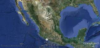Michoacan Mexico Map by Concrete Buildings Damaged In Earthquakes