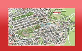 Napoli Map by 3d Mobimaps Map Guides Edinburgh Maps