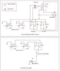 off road mayhem wiring diagram for a winch