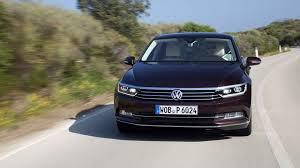 volkswagen passat r line blue 2017 volkswagen passat review