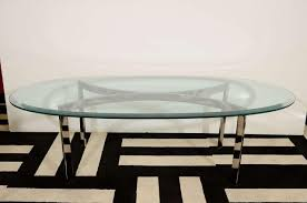 unique glass coffee tables modern unique oval glass table top house photos