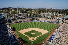 How To Build A Baseball Field In Your Backyard Dodger Stadium Los Angeles Dodgers Ballpark Ballparks Of Baseball