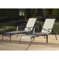 chaise lounges cosco outdoor adjustable aluminum chaise lounge