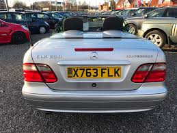 used mercedes benz clk cars for sale drive24