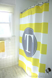 Rugby Stripe Curtains by Red White Striped Shower Curtain Home Living Room Ideas