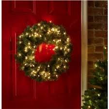 light up xmas pictures good looking led light up christmas wreath amazon co uk kitchen home