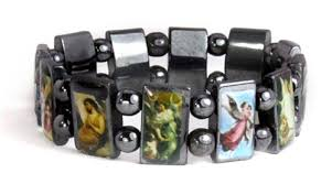 saints bracelet 49 bracelets with saints on them st benedict woven bracelet