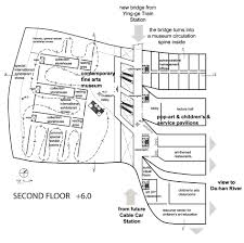 Museum Floor Plan Gallery Of New Taipei City Museum Of Art Proposal Design