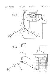 electric diagram of ac generator patent us5714821 alternating