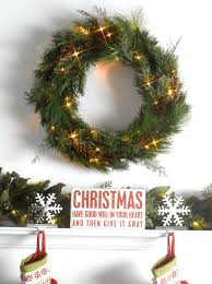 cordless lighted wreath battery operated wreaths